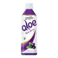 ALOE DRINK BLUEBERRY 500ML PALDO