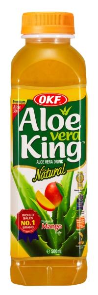 Aloe Vera drink mango flv. 500ml OKF