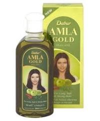 Amla gold hair oil 200ml DABUR