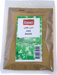 STAR ANISE ANIS POWDER 50G SIMMO