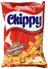 CHIPPY BARBEQUE CHIPS110g Jack&Jill