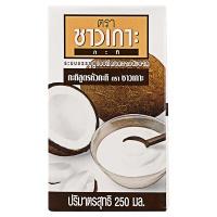 Coconut cream 250ml CHAOKOH
