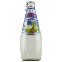 Coconut juice with aloe vera 300ml Coco Loto