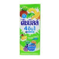 YOGURT DRINK MIXED FRUITS FLV. 180ML DUTCHMILL