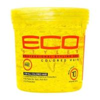 STYLING GEL FOR COLORED HAIR 473ML ECOSTYLE