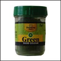 Food color GREEN 25g SUPREEM