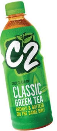 CLASSIC GREEN TEA 500ml C2