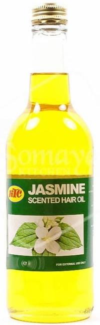JASMINE SCENTED HAIR OIL 500ML KTC