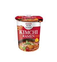 REAL KIMCHI RAMEN HOT & SPICY 85G JONGGA