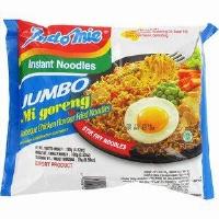JUMBO MI GORENG BBQ CHI. FLV. 128G INDOMIE
