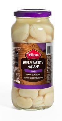 Large white beans 540g Miras