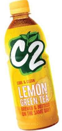 Lemon green tea 500ml C2