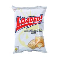 WHITE CHOCO SNACK 65G LOADED