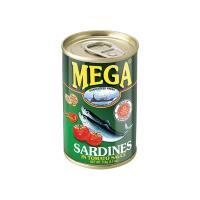 Mega sardines 155g