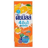 YOGURT DRINK ORANGE FLV. 180ML DUTCHMILL