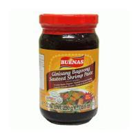 SAUTEED SHRIMP PASTE 250G BUENAS