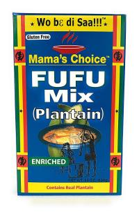 Plantain Flour (Fufu) 681g MAMA'S CHOICE