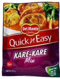 QUICK N EASY KARE-KARE MIX 50G DELMONTE