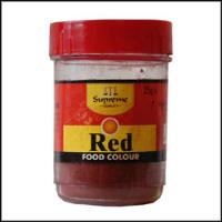 RED FOOD COLOUR 25G SUPREME