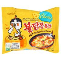 CHEESE HOT CHICKEN FLV. R. 140G SAMYANG