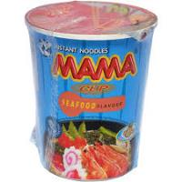 Seafood flv. cup noodles 70g MAMA