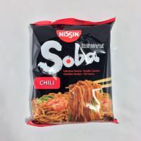 Soba chili 111g Nissin