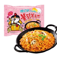 CARBO HOT CHICKEN FLV. R. 130G SAMYANG