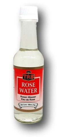 ROSE WATER 190ML TRS