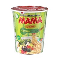 VEGETABLE flv. cup noodle 70g MAMA
