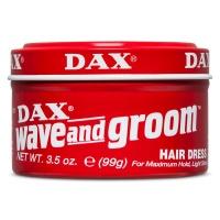 WAVE AND GROOM HAIR DRESS 99G DAX